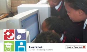 awarenet facebook page