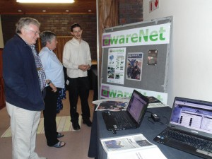 awarenet information stand