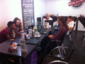 awarenet team at work