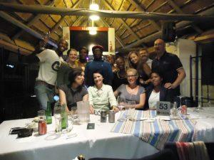Viva volunteering! Viva Soweto!